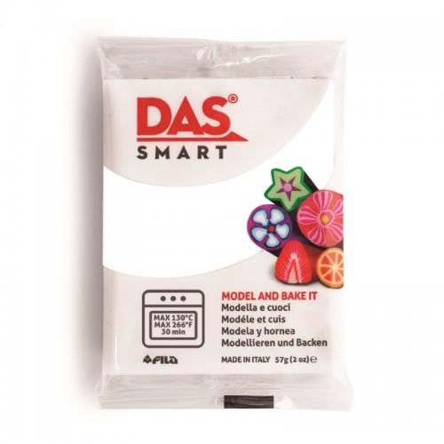 Паста для моделирования 57гр DAS SMART белый