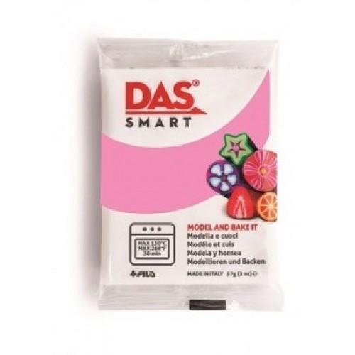 Паста для моделирования 57гр DAS SMART розовый