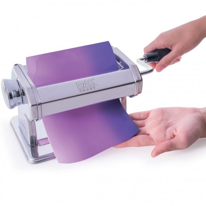 Машинка для раскатывания полимерной глины (Паста-машина) DAS SMART