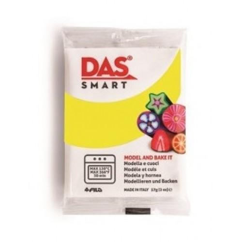 Паста для моделирования 57гр DAS SMART лимонный