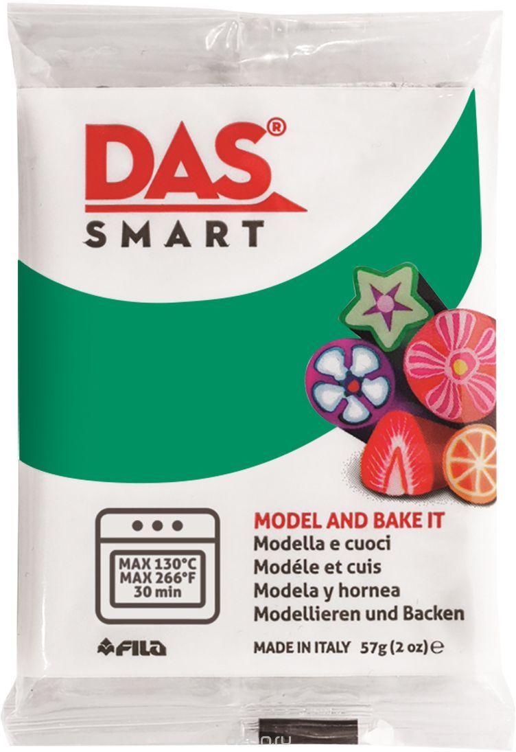 Паста для моделирования 57гр DAS SMART изумрудный