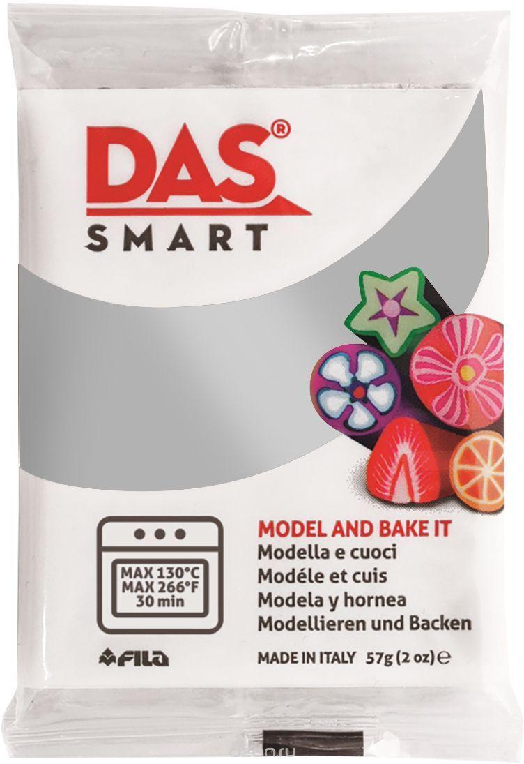 Паста для моделирования 57гр DAS SMART METALLIC серебряный