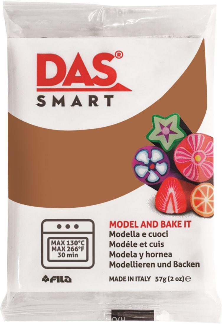 Паста для моделирования 57гр DAS SMART карамельный