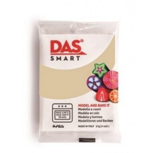 Паста для моделирования 57гр DAS SMART бежевый