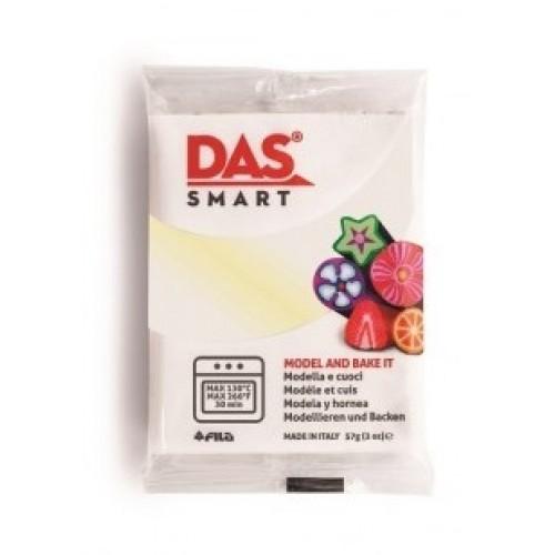 Паста для моделирования 57гр DAS SMART белый перламутр