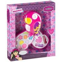 Набор детской декоративной косметики Bondibon Eva Moda BOX Попугай