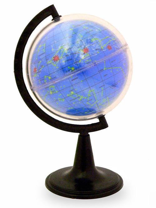Глобус d-12 звездного неба