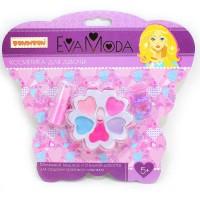 Набор детской декоративной косметики Bondibon Eva Moda CRD Цветок