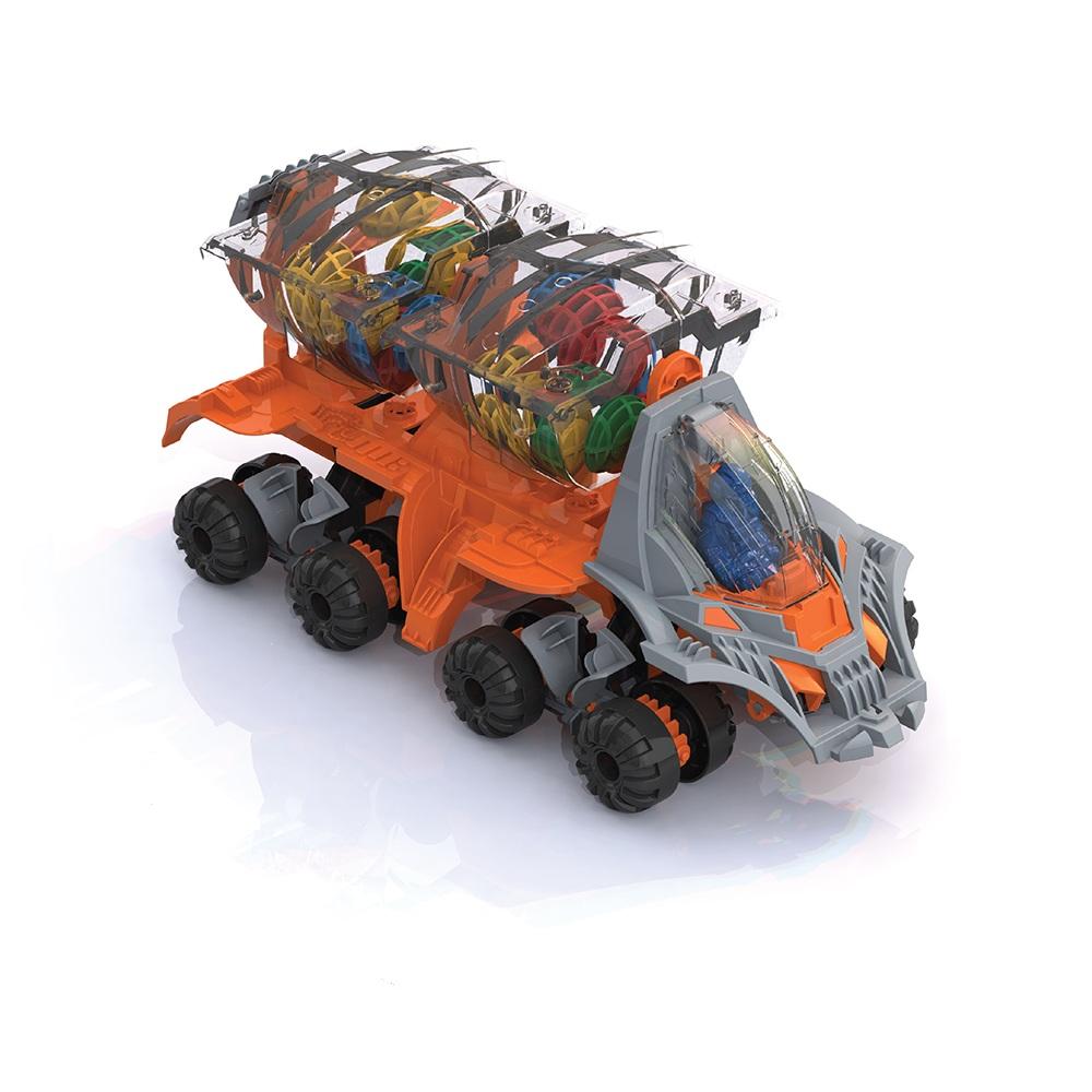 "Планетоход ""Астерион"" (оранж.) пластмас. 32см"