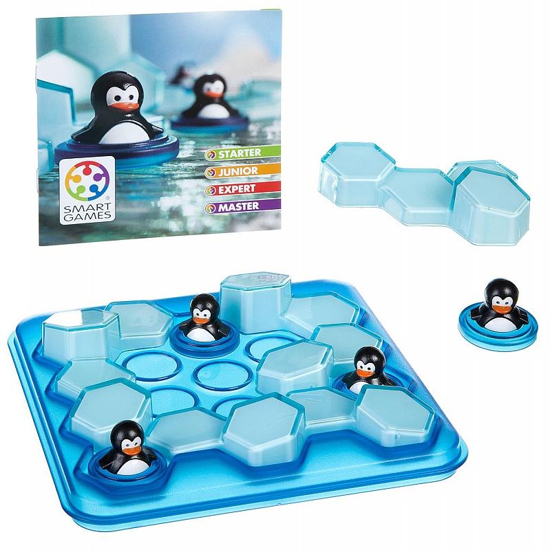 Логическая Мини-пингвины