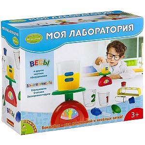 Набор для исследования Моя лаборатория (для дошкольников)