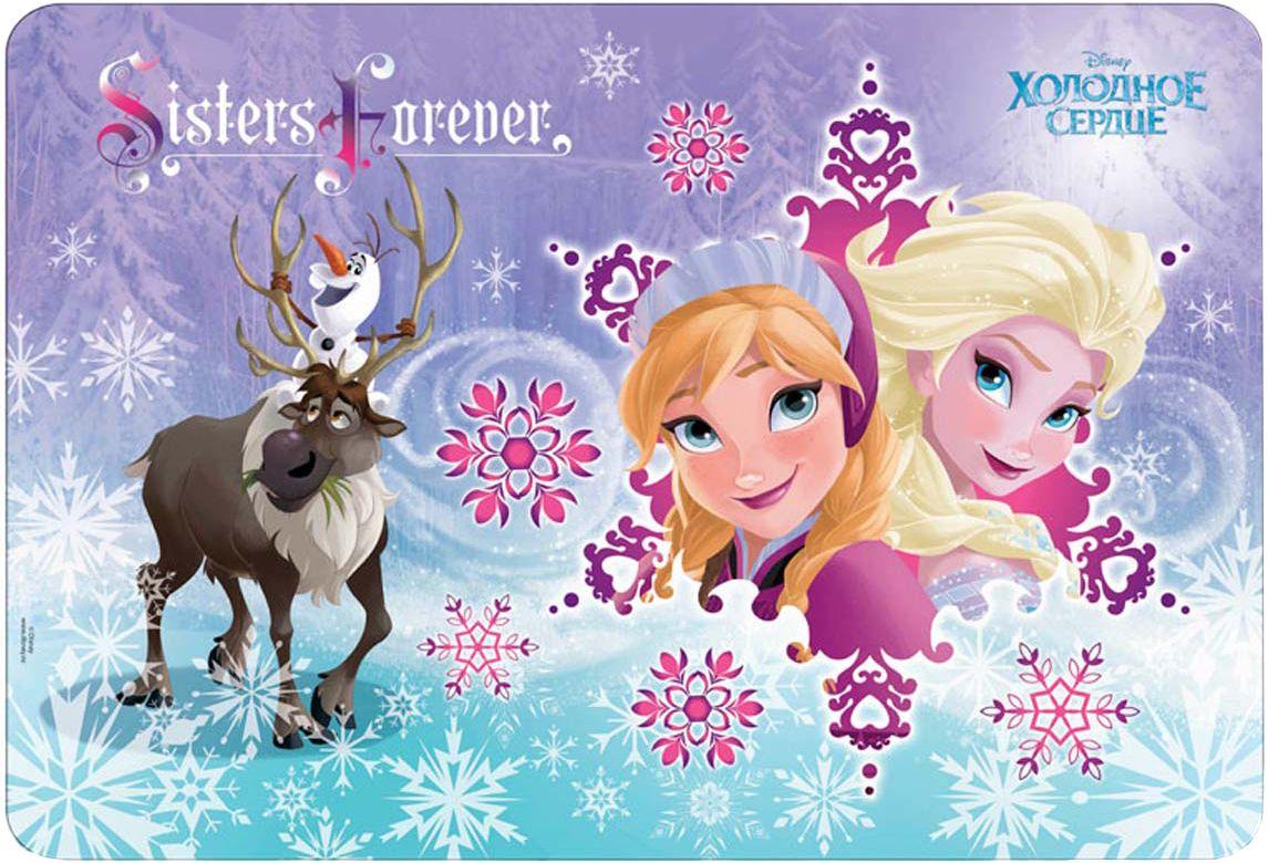 Коврик настольный А3 Limpopo Disney Frozen