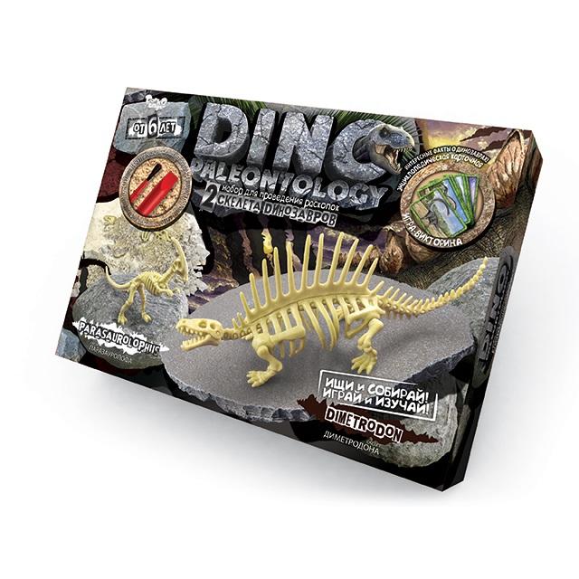 Набор для исследования Dino Paleontology Диметродон