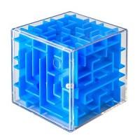 Головоломка Лабиринтус б,6 см Куб синий LBC003