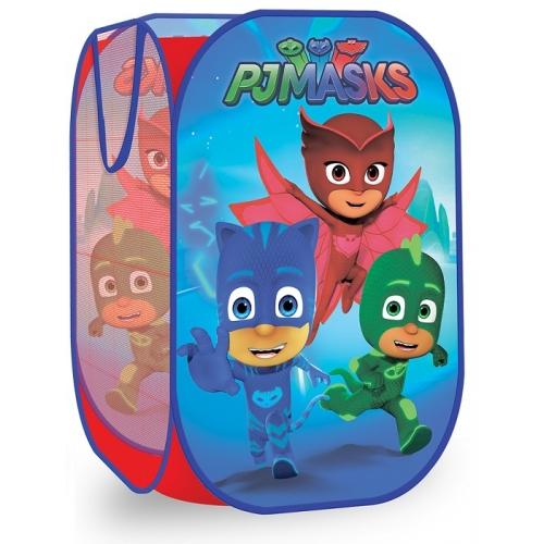 Корзина для игрушек 36*36*58см_PJ Masks