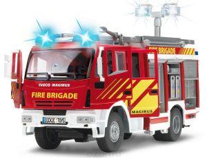 Машина Пожарная с водой, 30см, свет, звук