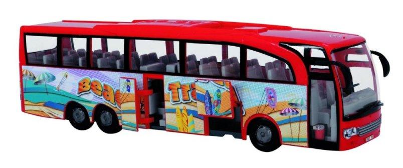 Автобус туристический фрикционный, 1:43, в ассортим.