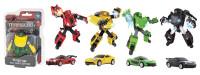 Робот-трансформер Transcar mini металл собирается в спорткар