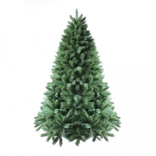 НГ Елка 150см зеленая напольная пушистая