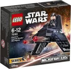 Конструктор Lego Star Wars TM Микроистребитель имперский шаттл кренника