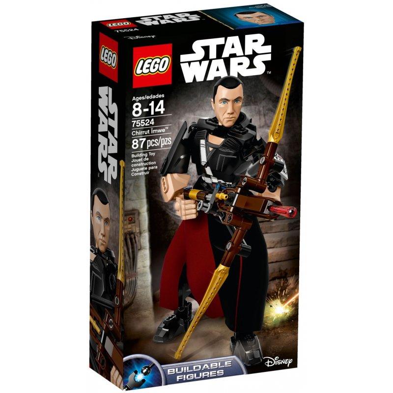 Конструктор Lego Сonstraction Star Wars Чиррут имве