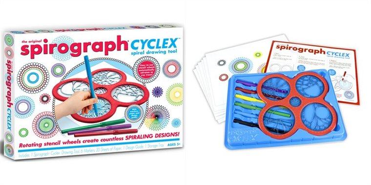 Спирограф Cyclex