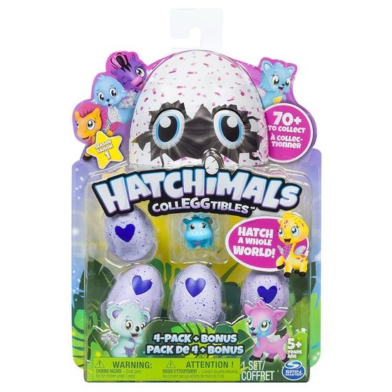 Интерактивная Коллекционная фигурка Hatchimals 2шт, в коробке