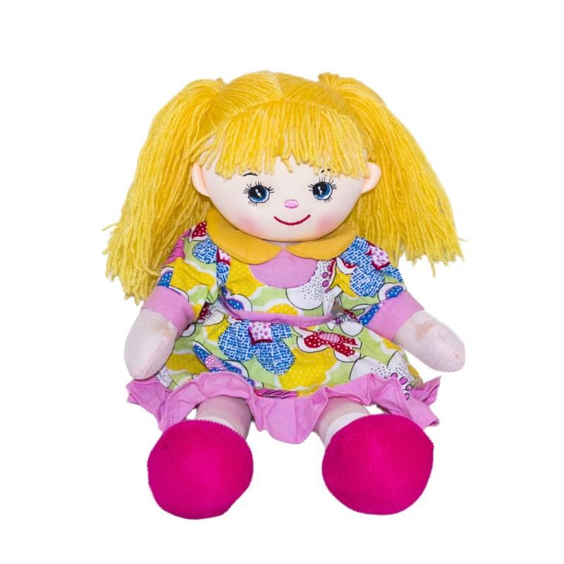 Мягконабивная Кукла Лимоника 30см