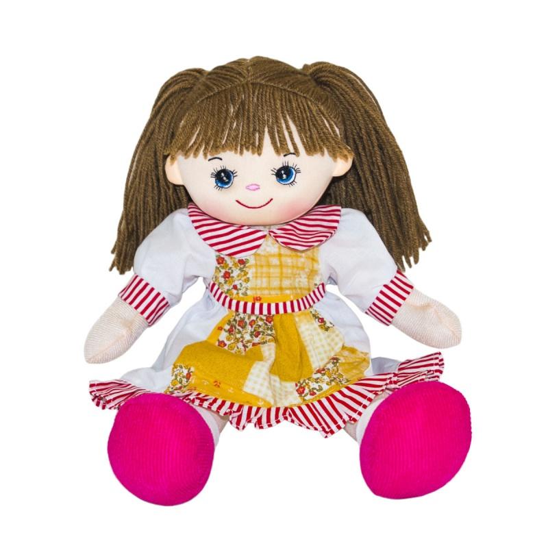 Мягконабивная Кукла Смородинка 30см.