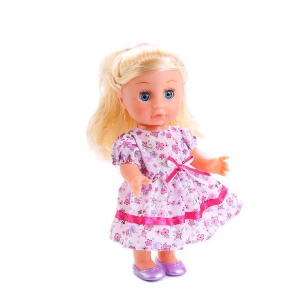 АКЦИЯ-20 Игр Кукла Карапуз Полина 20см Стильные прически