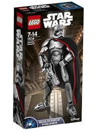 Конструктор Lego Сonstraction Star Wars Капитан фазма