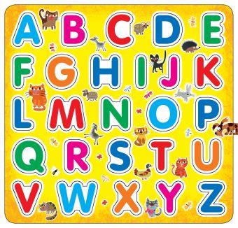 Магнитная Английский алфавит