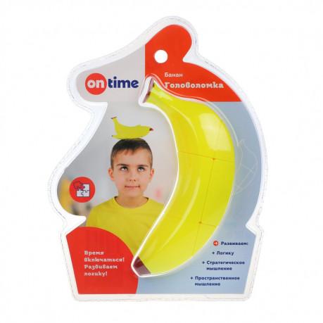 Игра Головоломка 3D Банан