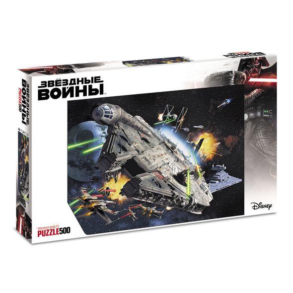 Пазл 500 Звёздные войны (LUCAS-STAR WARS )