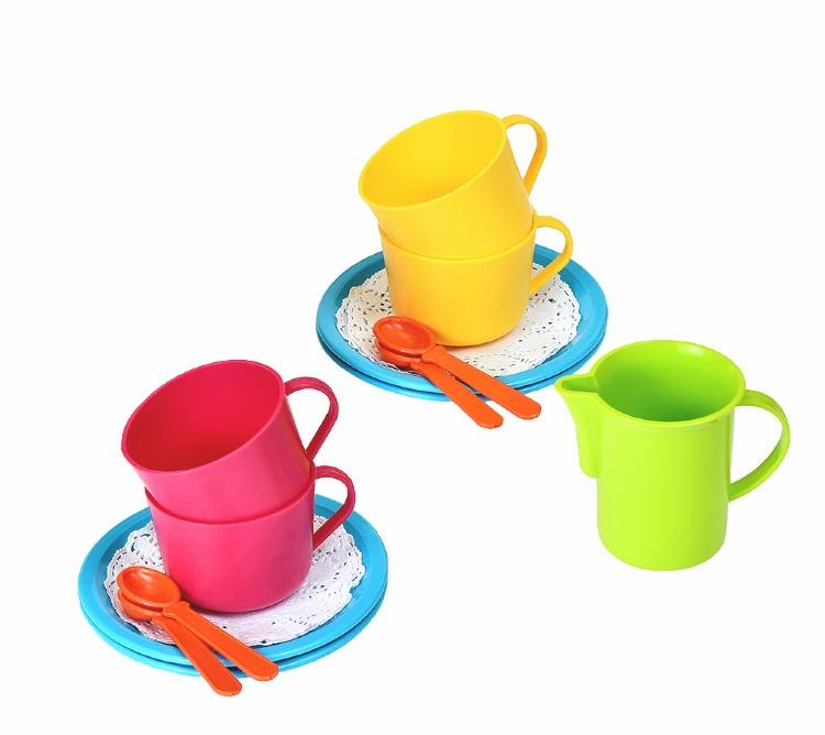 Набор посуды Чай с молоком 13 дет.