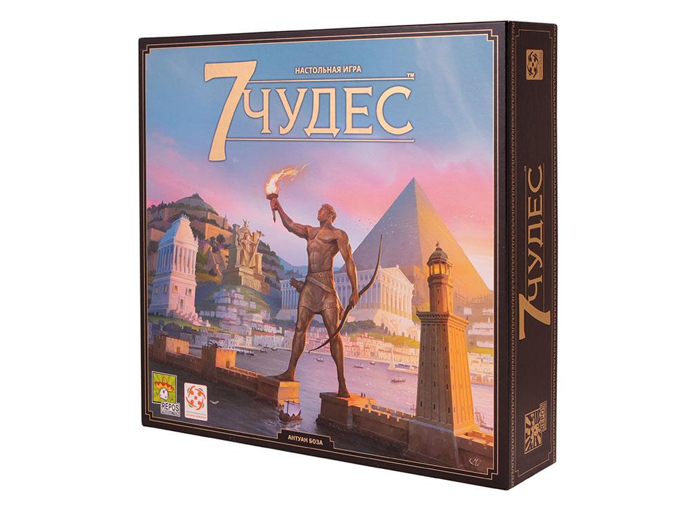 Игра Настольная 7 чудес