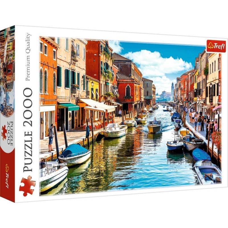 Пазл 2000 Trefl 27110 Остров Мурано, Венеция