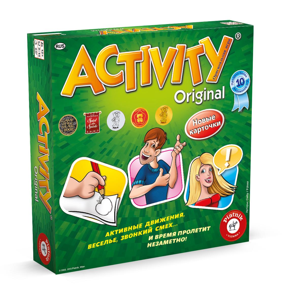 Игра Настольная Activity 3