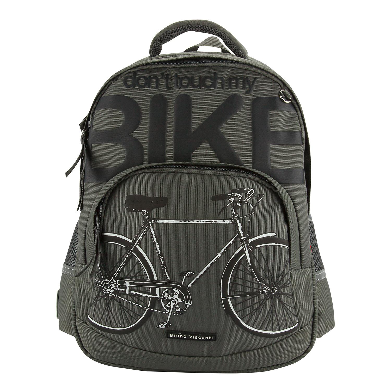 Рюкзак эргономич. BV Bike темно-серый