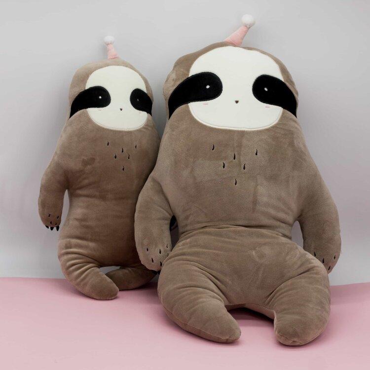 Мягконабивная Ленивец Sloth Party 70см