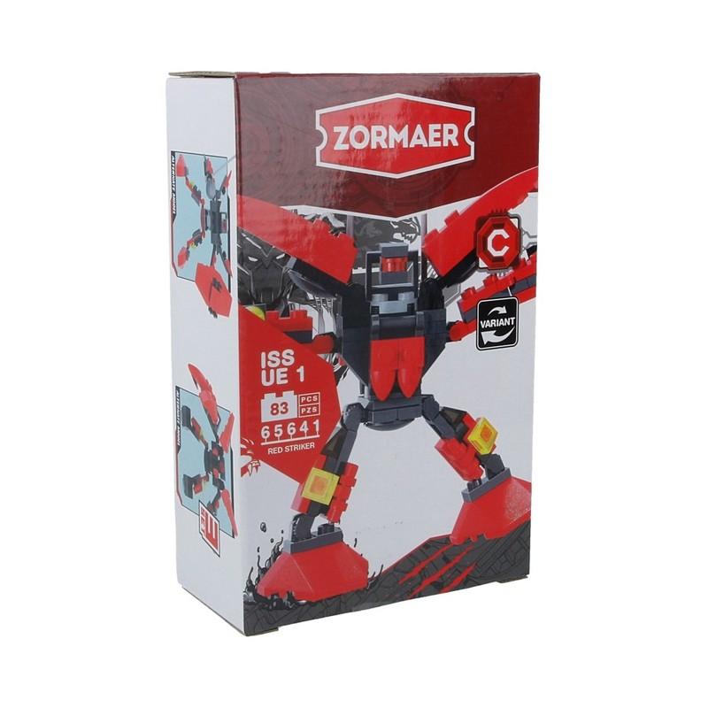 Конструктор Cybercode Red Striker 83эл.