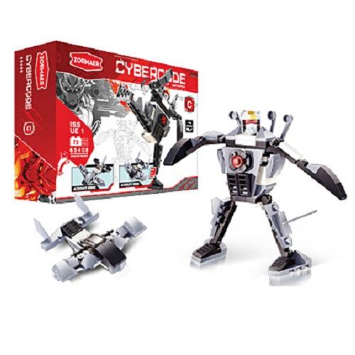 Конструктор Cybercode Shadow raider 72эл.