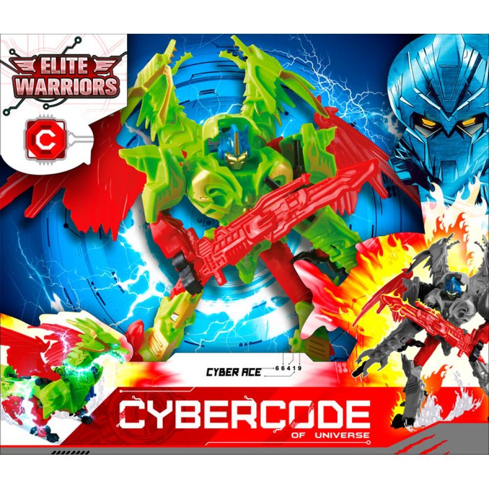 АКЦИЯ-20 Игр Робот Cybercode Cyber Ace (асс.)