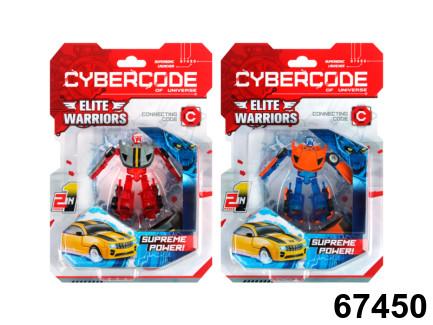 Робот Cybercode Supersonic Launcher асс.