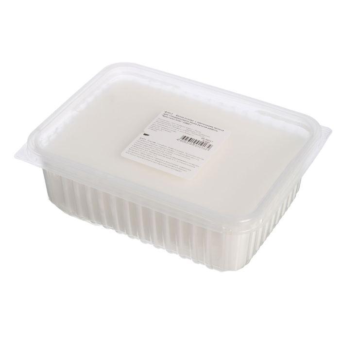 Мыльная основа 1000гр белая с протеинами молока д/глицерин. мыла руч.