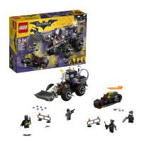 Конструктор Lego Batman Movie Разрушительное нападение Двуликого