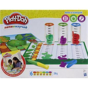 Творч Play-Doh Лепи и изучай МАХ СКИДКА 15% РОЗНИЦА