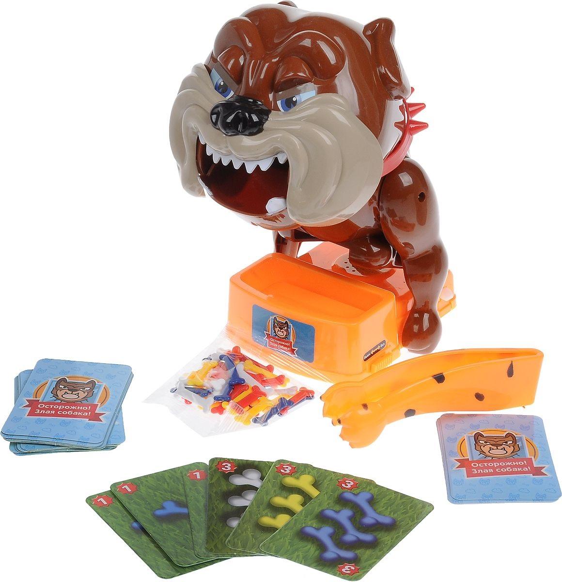 Игра Настольная Злая собака, звук