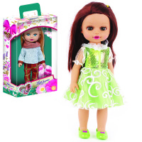 Кукла Екатерина 36см, можно купать
