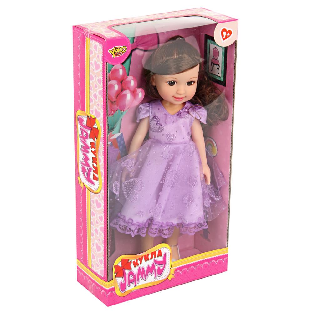 Кукла Jammy 31 см с аксессуарами